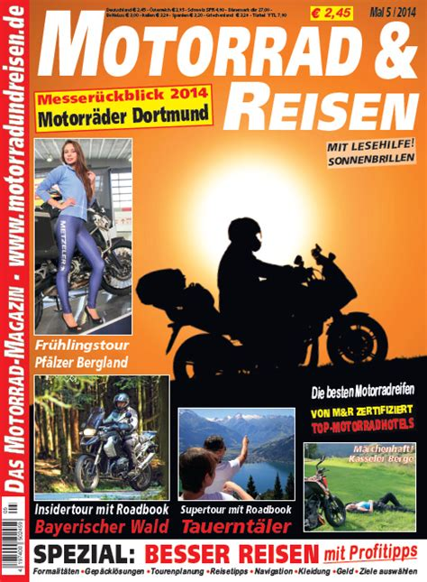 Motorrad Tour Um Berlin by Motorradtour M 228 Rchenhafte Tour Kasseler Berge Co
