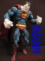 Mainan Superman Bizarro 1 Figure bizarro superman superman custom figure