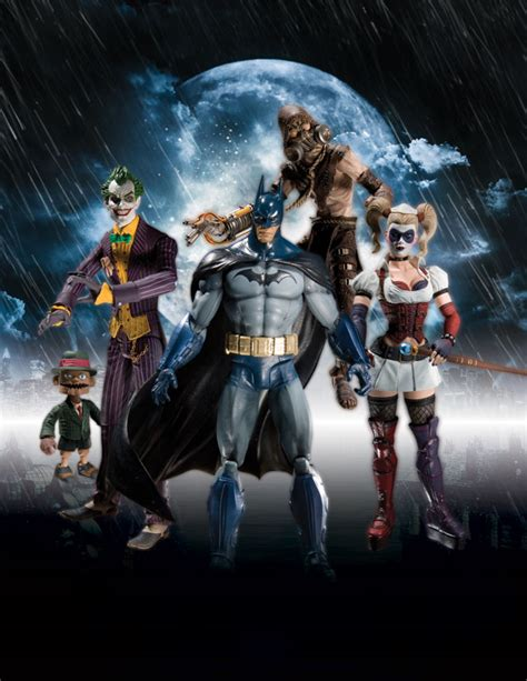 Welcom To Gotham City Joker 0069 Casing For Galaxy J2 Prime Hardcase 2 batman arkham asylum series 1 figures raving maniac the news and pictures