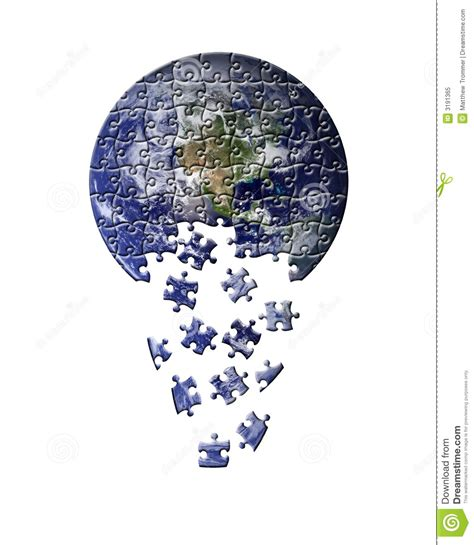 earth day printable jigsaw puzzles earth puzzle stock illustration image of destroy