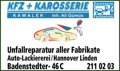 Kfz Lackierer Hannover by Autolackiererei Hannover Bei Gelbe Seiten Adressen Im