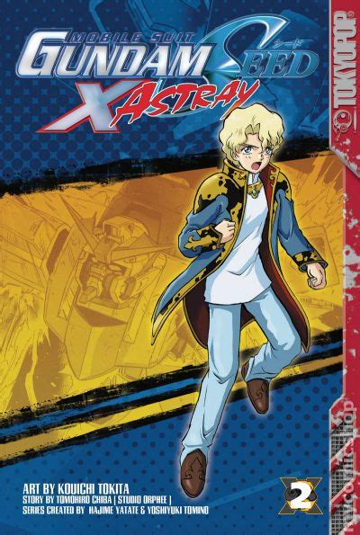 Gundam Seed Astray R Volume 2 mobile suit gundam seed x astray gn 2006 tokyopop digest