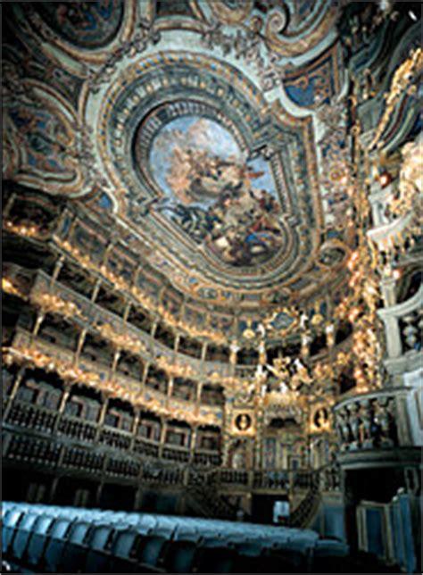 margravial opera house bayreuth bavaria online travel guide to the margravial opera house in bayreuth