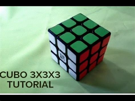 tutorial main rubik 3x3x3 tutorial 191 c 243 mo armar el cubo de rubik 3x3x3 youtube