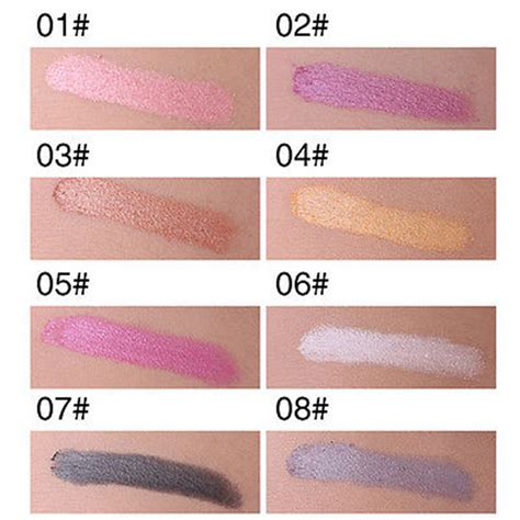 Highlight And Powder 24 Colour 24 colors eyeshadow highlight palette set smokey eye