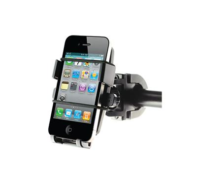 Bicycle Phone Holder 4 Penyanggah One Touch T0210 1 iottie easy one touch universal bike mount holder for phone 5s 5c 5 4s 4 smartphone at
