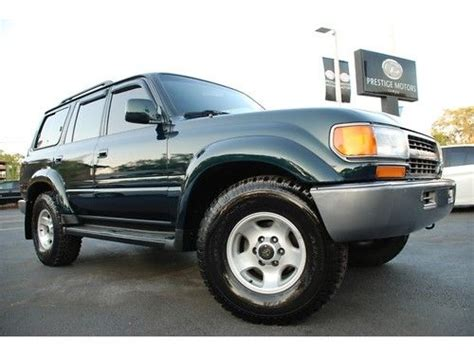 how to learn all about cars 1994 toyota land cruiser windshield wipe control sell used 1994 toyota land cruiser classic fzj80 one of the best anywhere in milford