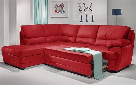 sofa cama de cuero sof 225 cama de cuero convertible angular im 225 genes y fotos