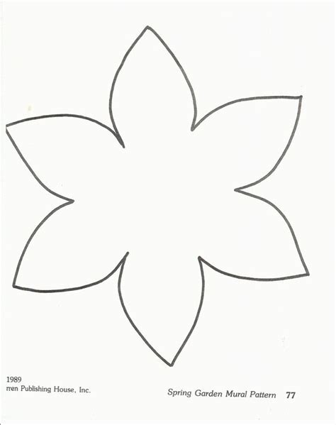 flower template preschool http squishideasforpreschool