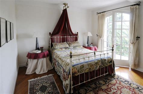 Traditional French Country Home Country Bedrooms