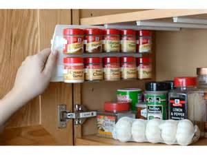 beautiful Kitchen Cabinet Door Racks #4: CI_Spice-Store-under-shelf-spice-rack.jpg.rend.hgtvcom.966.725.jpeg