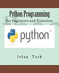 beginning programming for engineers and scientists books python programming for engineers and scientists