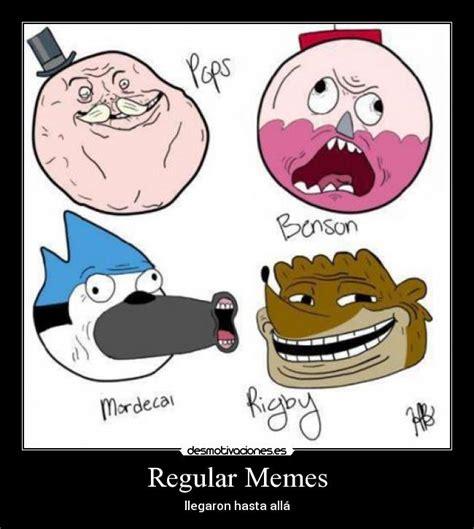 Regular Show Meme - regular show memes