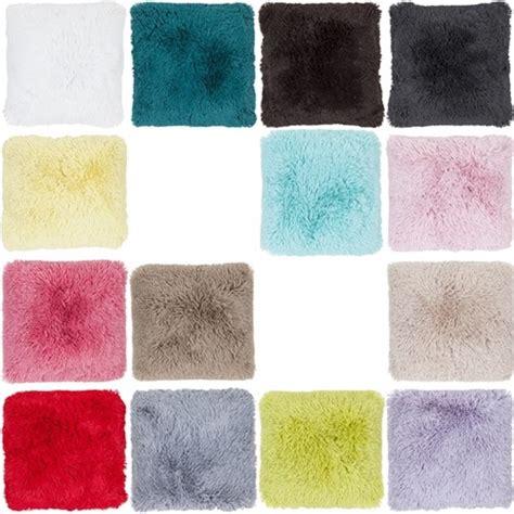 sofakissen flauschig kissen bodrum flausch 2lif 45 x 45 cm farbe gr 252 n real