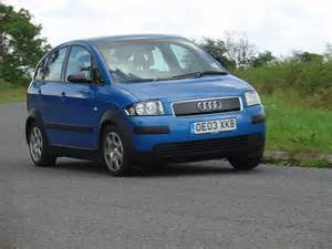 Used Car Review Audi A2 Audi A2 Hatchback Review 2000 2005 Parkers