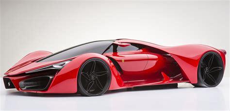 80s ferrari the red demon the ferrari f80 supercar concept