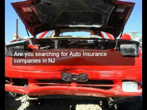 Insurance Company: Auto Insurance Company Ratings In Nj
