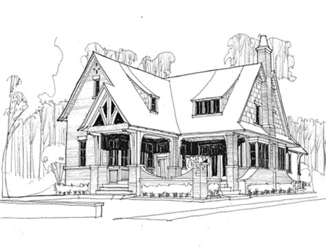 1920s Craftsman Home Design bungalow craftsman house plans 1920s home design and style