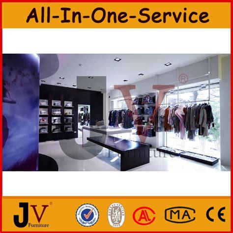 garments shop name clothes store interior design