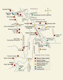 russian river valley california map visit wine road