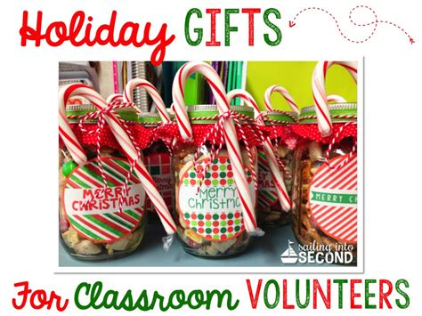 holiday volunteer gifts sailing into second