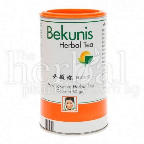 Best Otc Detox Tea by Bekunis Mild Laxative Herbal Tea 80g Kiong Onn