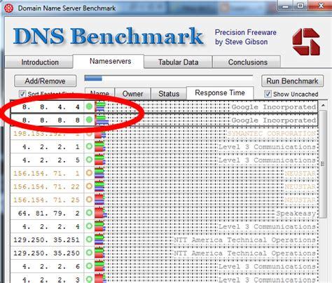 dns bench mark loza s blog dns server