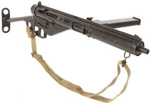 deactivated wwii sten mkiii allied deactivated guns