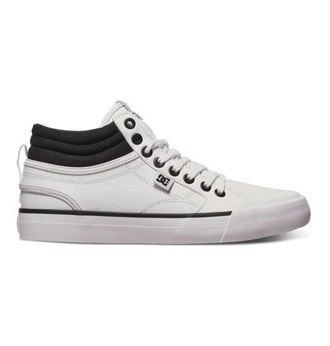womens dc sneakers s evan hi high top shoes adjs300147 dc shoes