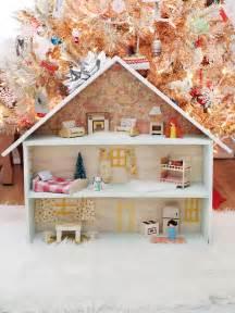 Dollhouse Handmade - how to build a dollhouse a beautiful mess
