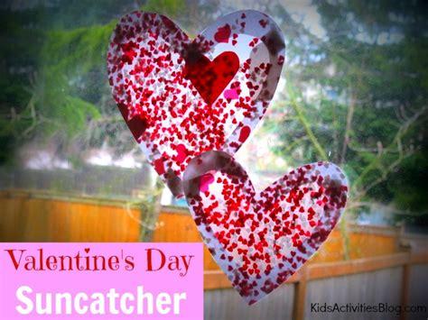 amazing suncatcher valentine crafts   gallery