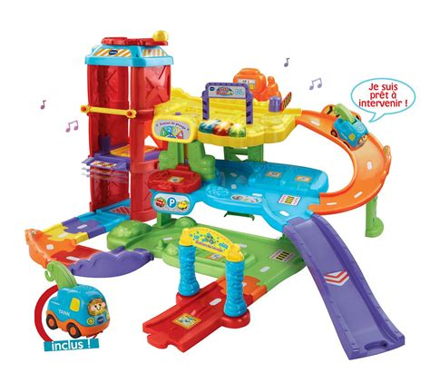 tut tut bolide garage educatif vtech a1503881 maxi garage educatif tut tut bolide