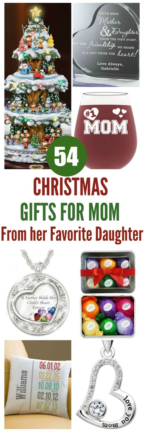 gift ideas for mom christmas gifts for mom from her daughter top 60 gifts