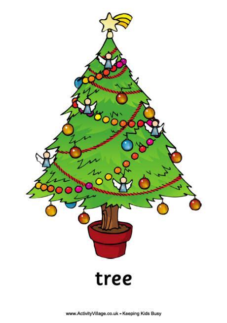 printable christmas tree poster christmas tree poster