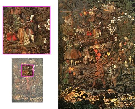 by the fairy fellers masterstroke richard dadd oberon and titania as artist muses fairyroom