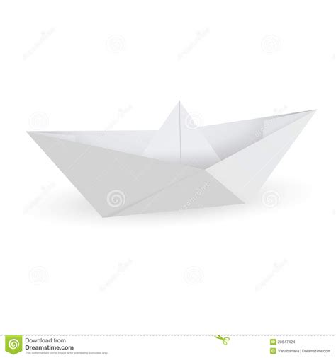 Origami Paper Ship - origami paper ship stock images image 28647424