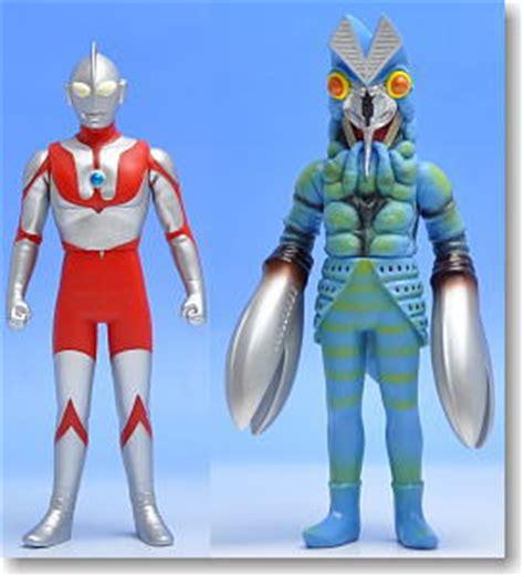 Ultraman Ege Baltan Bandai Original ultraman city series 01 ultraman vs baltan completed hobbysearch anime robot sfx store
