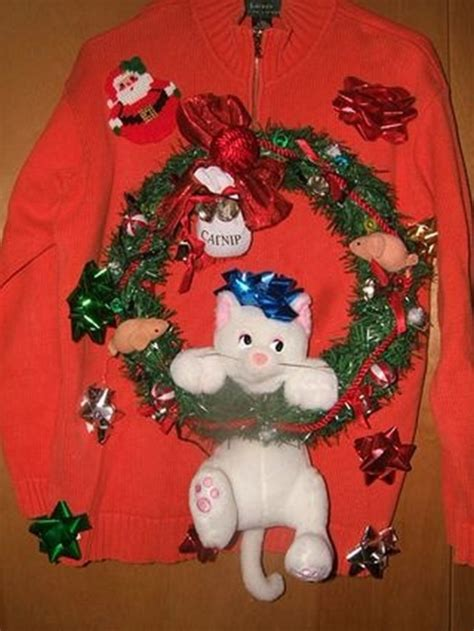 homemade ugly sweater ideas top 10 ugliest sweater ideas