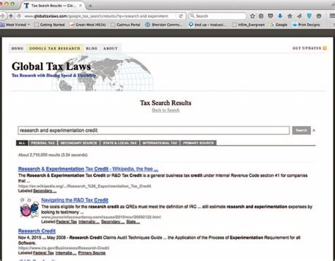 irc section 41 free tax research resources the cpa journal