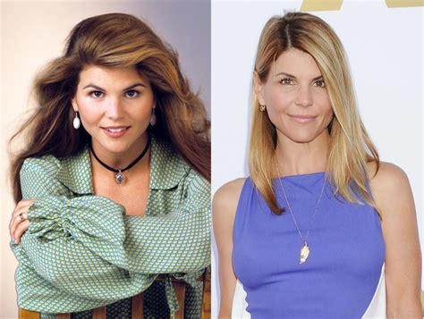 lori loughlin now and then lori loughlin photos full house where are they now