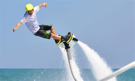 lake pleasant boat rental deals flyboarding session pleasant harbor boat rental groupon