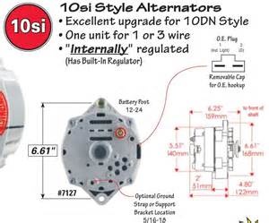 c2 wiring diagram needed for 65 327alternator with regulator