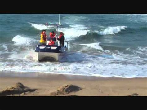 boat accident shelly beach trailer boating south african style youtube