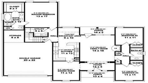 Luxury Patio Home Plans by Patio Home Plans One Story