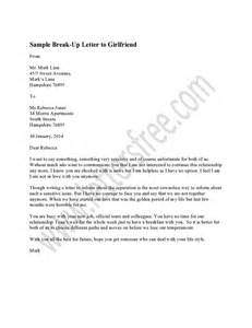 Break Letters Boyfriend Examples writing a breakup letter is the most convenient way to inform your