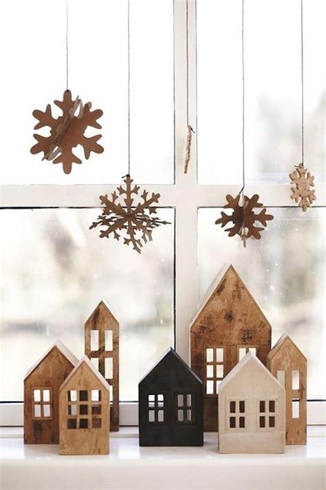 Decoration Scandinave Maison by Deco Noel Scandinave Faire Soi Meme