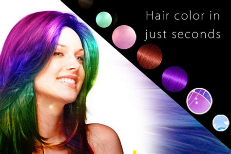 hair color changer editor free android app android freeware change hair color apk free photography android app