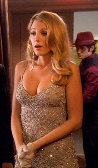 Blake Lively?s Breast Looks    Vulture