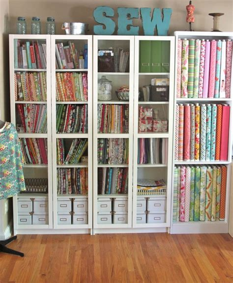 sewing room storage ideas pin by helen roehl on sewing rooms