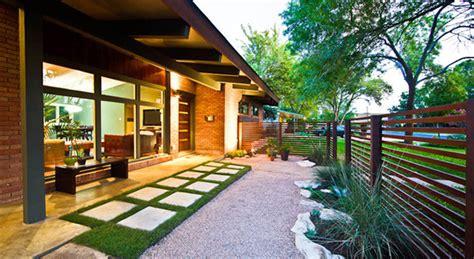 modern front yard landscape ideas home design lover